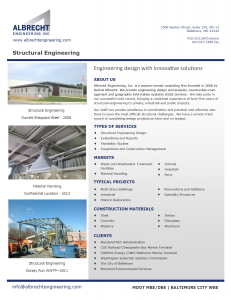 Brochure - Structural