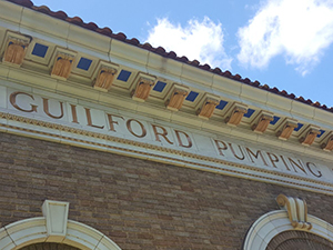 GUILFORD PUMPING STATION
