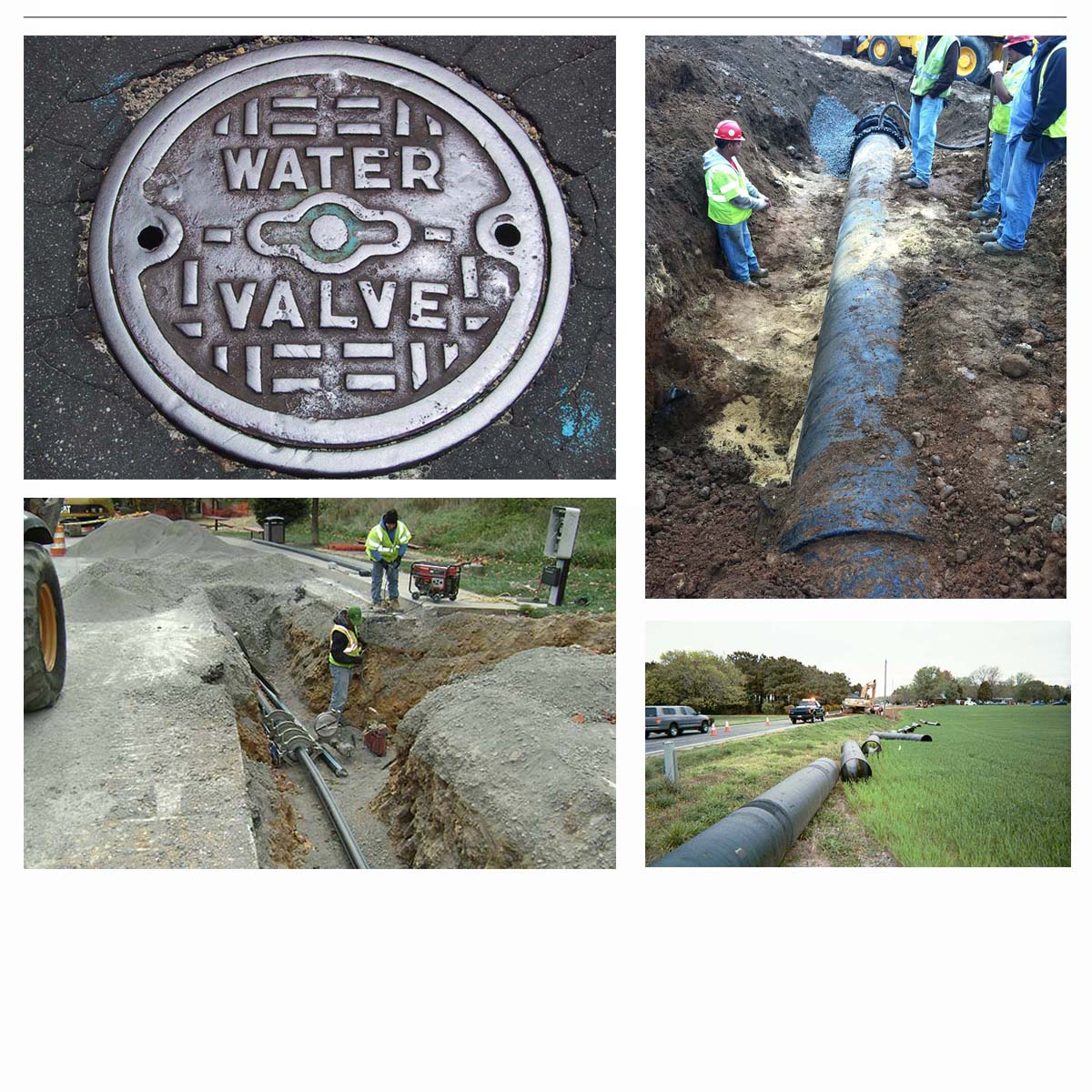 Baltimore City Water Replacement
